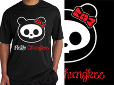 Hello Chungkee T-Shirt Design by