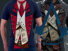 Assassin Disguise T-Shirt Design by