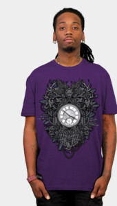 Time Travel in a Time of Regret T-Shirt