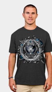 The Last Vampire Astronaut T-Shirt