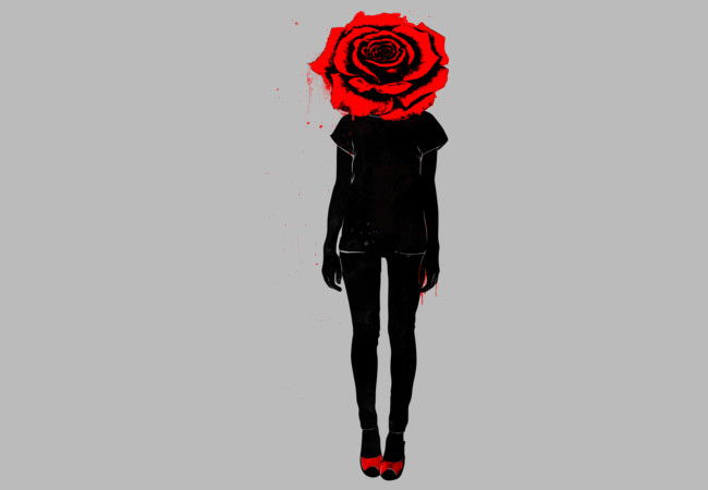Red Rose  Artwork