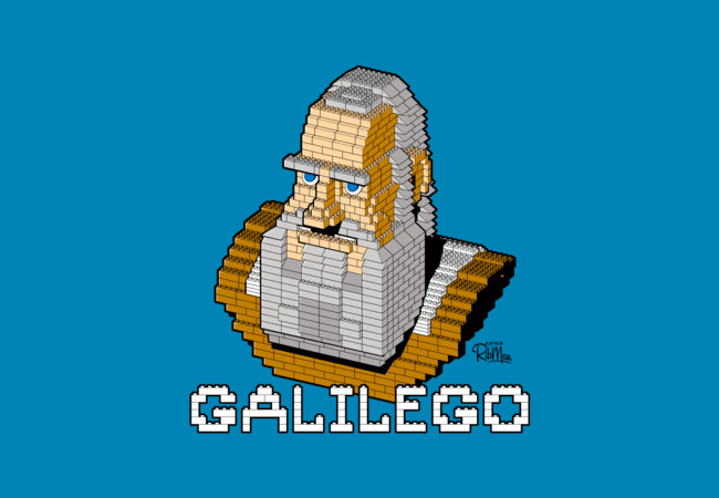 GaliLEGO  Artwork