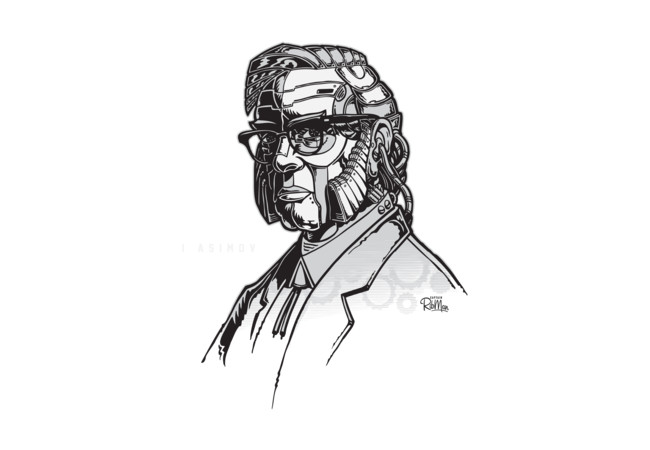I Asimov  Artwork