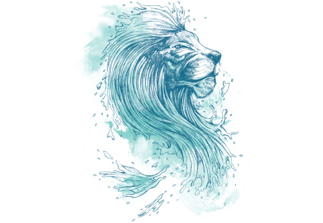 Sea Lion  Artwork