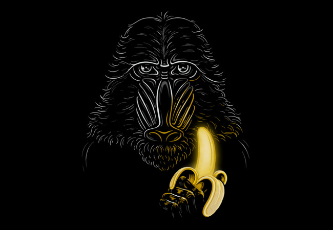 Darth Mandrill  Artwork