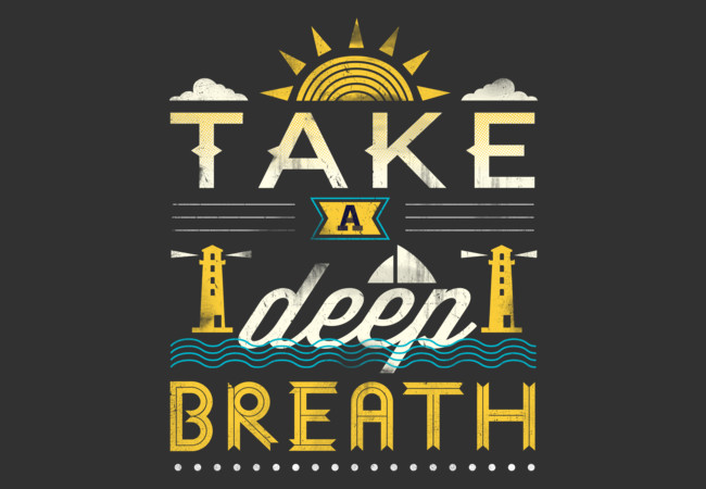 Take A Deep Breath  Artwork