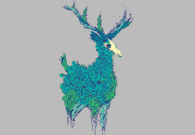 Beautiful deer  Artwork