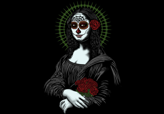 Muerte de mona lisa  Artwork