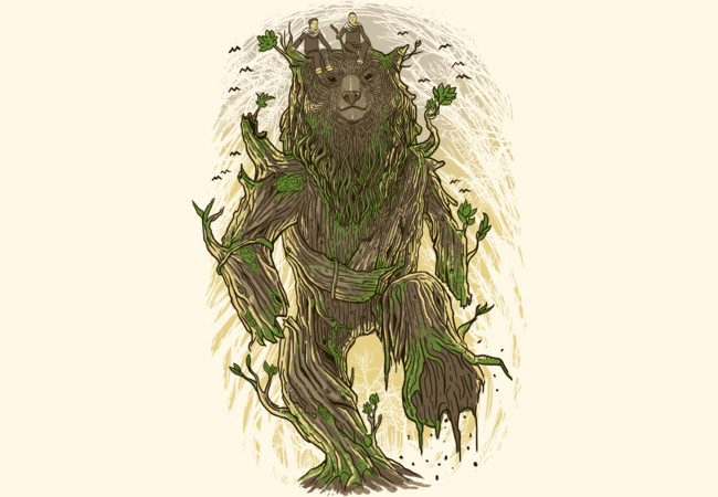 TreeBear  Artwork