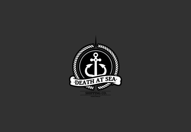Death At Sea One  Artwork