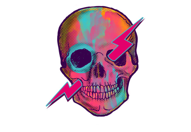 Skull Candy  Artwork