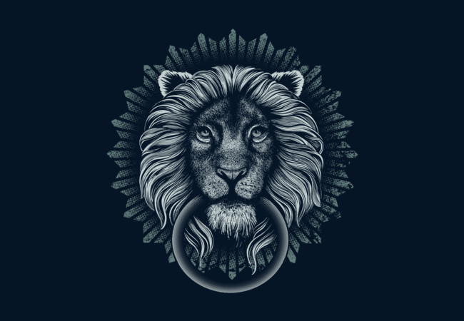 Stone Lion  Artwork