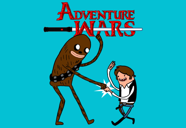 Adventure Wars  Artwork