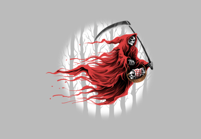 Red Reaper  Artwork