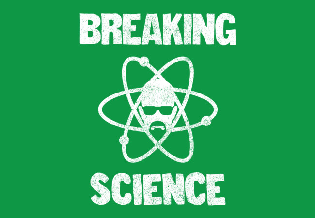 Breaking Science  Artwork