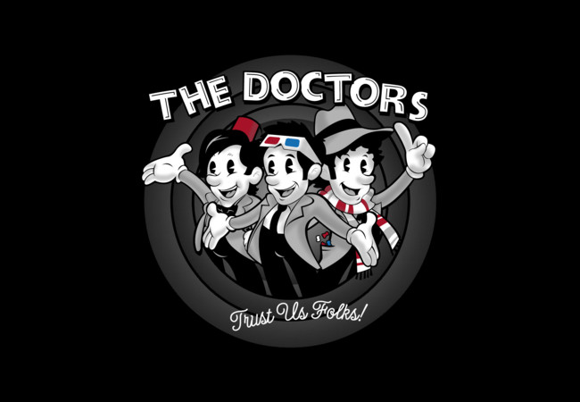 The Doctors  Artwork
