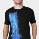 pktshirts wearing Meteor Shower by ignzed