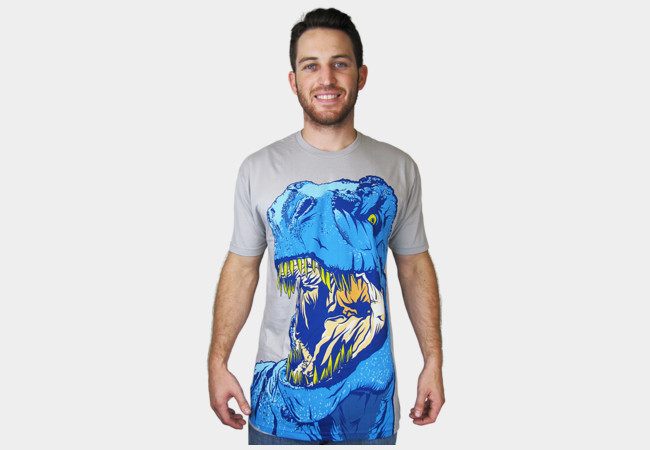 Limited Edition - DINO FRENZY T-Shirt - Design By Humans