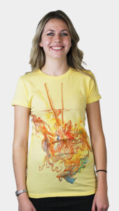 Living paint T-Shirt