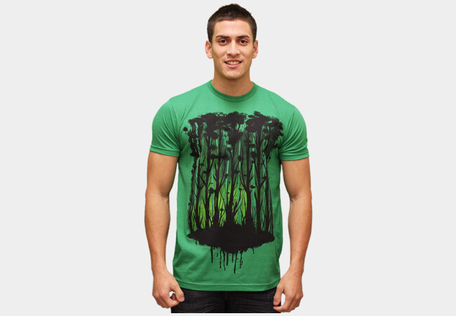 Some branches T-Shirt - Design By Humans