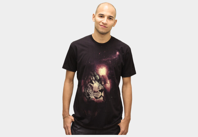Yes my lion! T-Shirt - Design By Humans