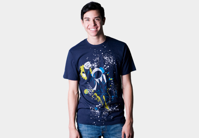 Traveling in my space suit T-Shirt - Design By Humans