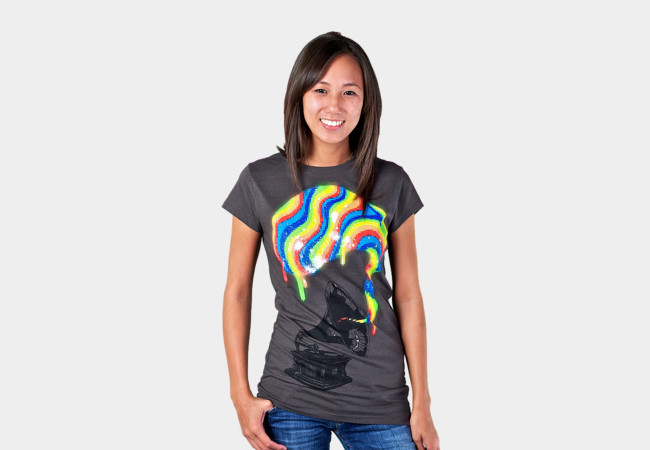 synesthesia T-Shirt - Design By Humans