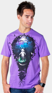 Light_Peace_Love T-Shirt