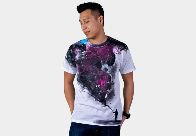 Star_Dust T-Shirt - Design By Humans