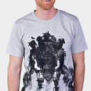 DraftyKiller wearing Faded_Robot by Studio8Worx