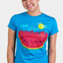 Heyjazjaz wearing Watermelon City by sustici