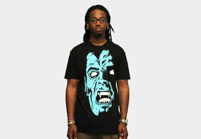 Fear T-Shirt - Design By Humans