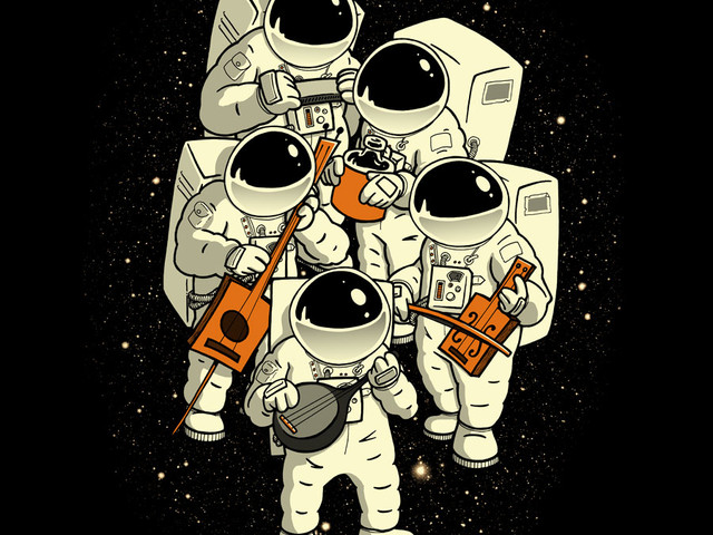 Space Jamborbee shirt