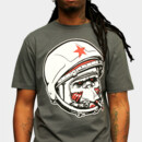 GRAYMASKMAN wearing Limited Edition - Cosmonaut V2 by TheMightytiki