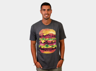 Cheeseburger by shannonposedenti