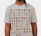Fashionable Invaders T-Shirt