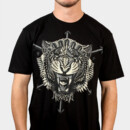 swedude wearing Eye of the Tiger by BioWorkZ