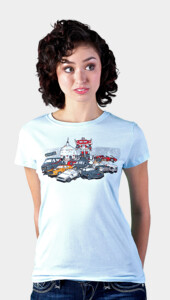 Chariots Retired T-Shirt