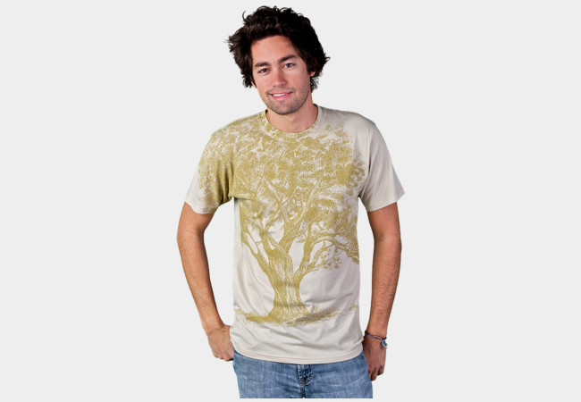 TREE T-Shirt - Design By Humans
