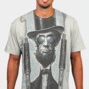 rjrazar1 wearing Bad Lincoln by DrSpazmo