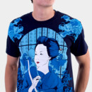 NeilJung wearing Japanese Autumn by tshirtfactory