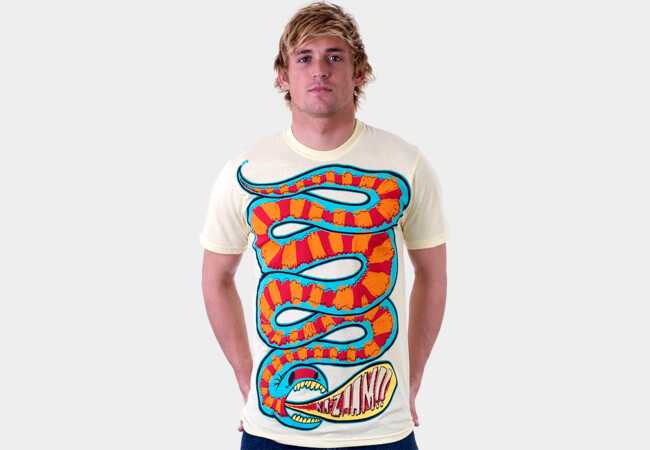 Magic Snake T-Shirt - Design By Humans