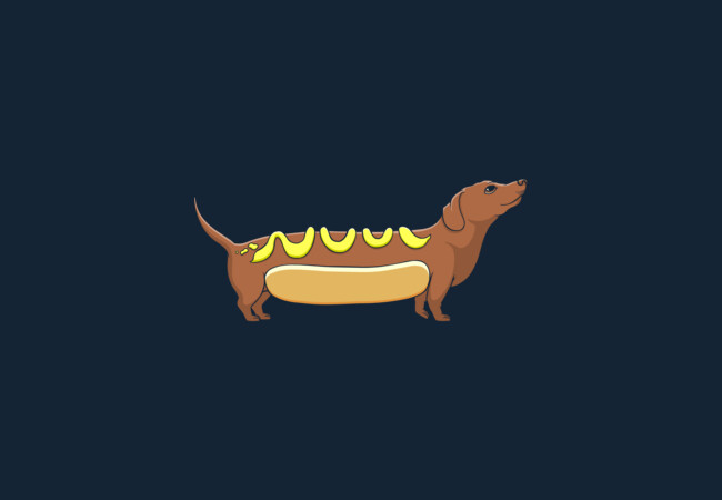 Weinerdog  Artwork
