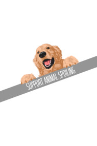 Support Animal Spoiling