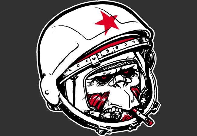Cosmonaut  Artwork