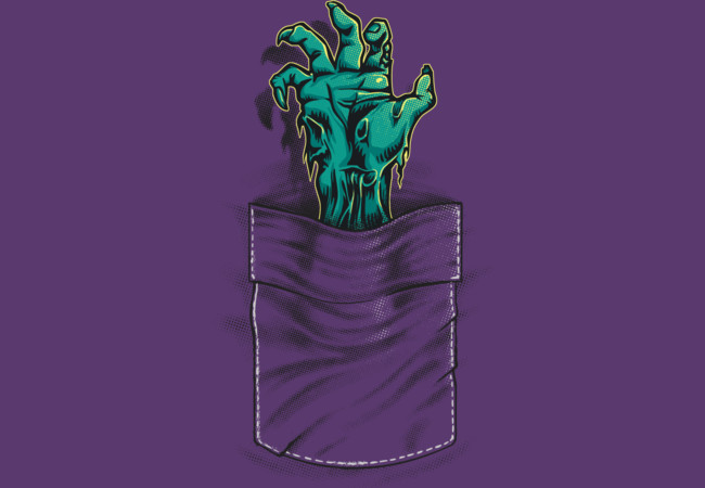 Pocket Zombie  Artwork