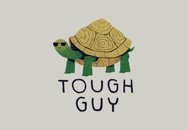 tough guy  Artwork
