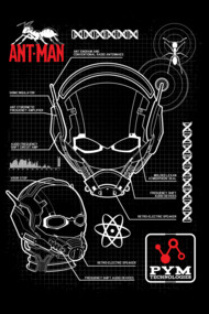Ant-Man Schematics