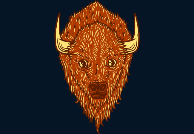 The Great Bison  Artwork