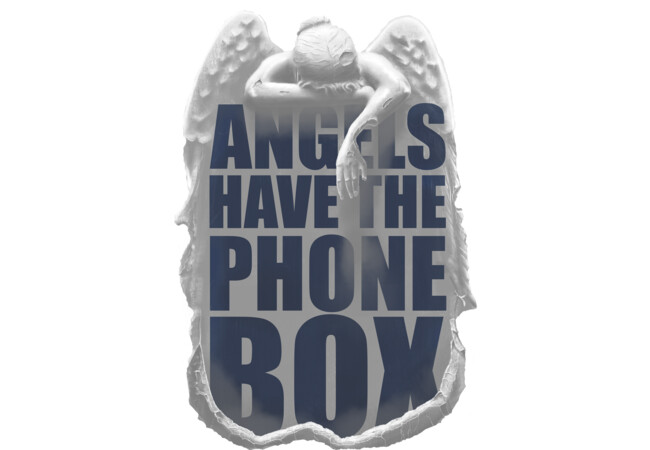 Angels Have The Phone Box (Alternate)  Artwork